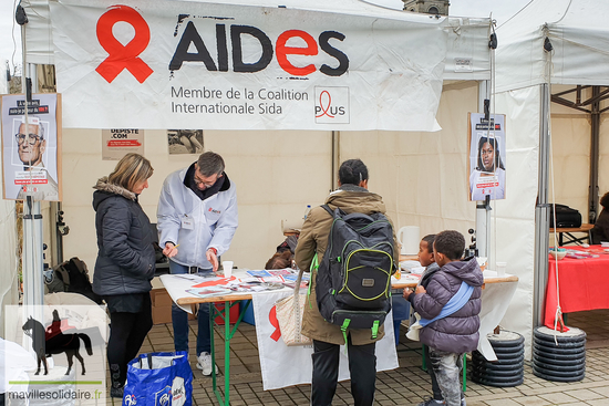 AIDES JOURNEE MONDIALE CONTRE LE SIDA 11